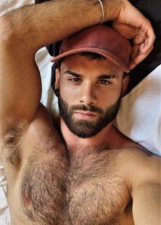 Hairy Men, Bearded Men, Man Hunter, Male Chest, Gay Beard, Hommes Sexy, Beard Tattoo, Muscle Men, Hair Today