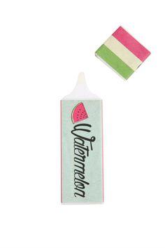 Watermelon White out Tape $4.95 | Typo Cotton on