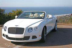 2012 Bentley GT Converitble.