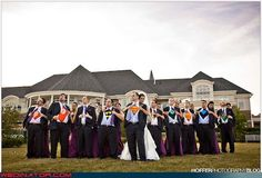 I'm gonna make my wedding party do this. THAT'LL lower the competition to be a bridesmaid!