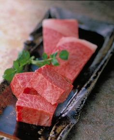 Wagyu Beef from Yakiniku Hanatora. REALLY craving wagyu right now, you have *no* idea...