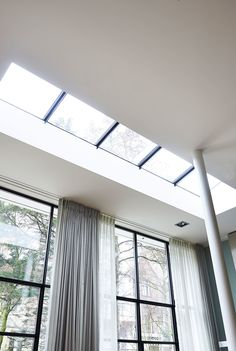 Bungalows, Amsterdam, Townhouse Interior, Rear Extension, Roof Window, Urban Design, New Kitchen, Decoration, Building A House