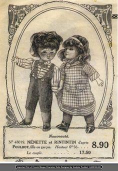 Nenette and Rintintin