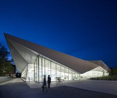 Gallery of UBC Aquatic Centre / MJMA + Acton Ostry Architects - 1