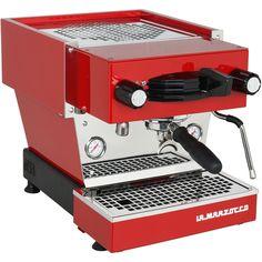 La Marzocco Linea Mini Home Espresso Coffee Machine Red Home Espresso Machine, Cappuccino Machine, Coffee And Cigarettes, Italian Coffee, Best Coffee, Coffee Maker, Mini, Free Shipping, Red