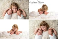 New Braunfels baby twin photos | Chelsea Lietz Photography, twins and sibling, twin newborn photos, big sister with twins, swaddled twins