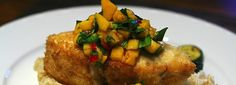 Bonefish Grill Warm Mango Salsa Love this salsa over seared scallops and rice
