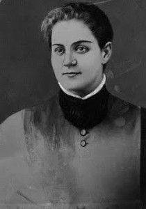 "Jane Toppan One of the most prolific female serial killers who killed over 70 people.  She thought of herself as ""The Angel of Death"" for good reason.  She experimented on patients with atropine, strychnine and morphine.  At that time serial killers were barely known.  Jack the Ripper was probably one of the few references available at that time.  She was one of the first New England serial killers."