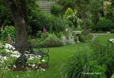 Zauberhafter Süden, der Garten von Petra Steiner Gartentraum und geliebtes Refugium