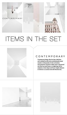 """""""contemporary..."""" by cinnamon-and-cocoa ❤ liked on Polyvore featuring art and contemporary"""