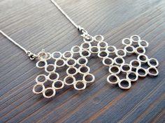beecomb anyone? beautiful necklace by Noa Sharon
