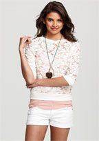 dELiAs.... i love this outfit you can switch the pink undershirt for a neon 1