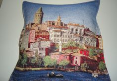 Pillow Cover for Home DecorTurkish Hand Woven by BOHEMIANPILLOW, $69.00