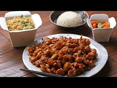 (8) The Original Orange Chicken by Panda Express - YouTube