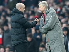 Arsenal boss Arsene Wenger 'facing touchline ban after pushing fourth official'