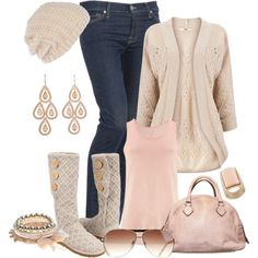 """Comfy Ugg"" by laaudra-rasco on Polyvore"