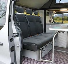 umbau opel vivaro zum campingbus g nstig einfach camping. Black Bedroom Furniture Sets. Home Design Ideas