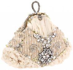 Mary Frances Premier Class Wristlet   Clutch Crush ♥)