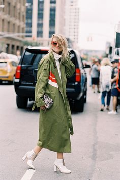 Vanessa Jackman: New York Fashion Week SS 2016....Before Tibi