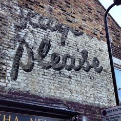 Ghost Sign by studiobooth_ltd