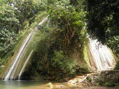 Salto Río Los Cocos, Samaná, R.D.