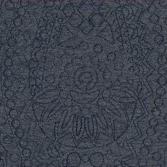 Lieblingsstücke: Sommerjeans gesteppt Blumenstickerei,... Embellishments, Textiles, Rugs, Inspiration, Decor, Back Stitch, Farmhouse Rugs, Biblical Inspiration, Ornaments