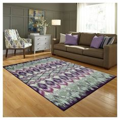 Shop Target for Purple area rugs you will love at great low prices. Free shipping on orders $35+ or free same-day pick-up in store.