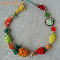 Nursing necklace  Babywearing necklace  Sling от NittoMiton
