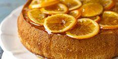 Kέικ με μανταρίνια και ελαιόλαδο Cheesecake, Lime, Fruit, Desserts, Food, Tailgate Desserts, Limes, Deserts, Cheesecakes