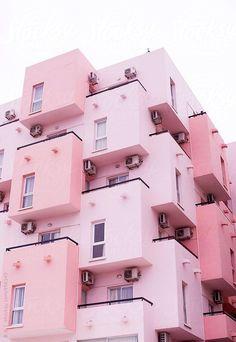 Pink heaven!