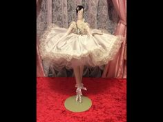 Tilda Ballerina doll Check out You tube channel for more info