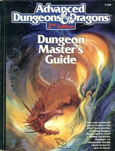 Advanced Dungeons & Dragons Archive: Dungeon Master's Guide