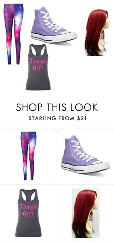 """""""gymwear"""" by bellskids on Polyvore featuring Converse and Lorna Jane"""