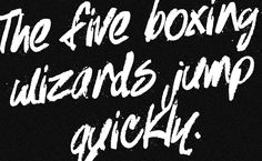 website of Tyler Finck, who designed ostrich sans among other fonts