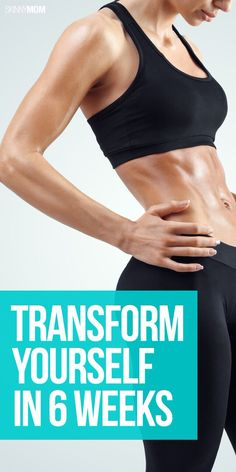 Transform Yourself in Just 6 Weeks!