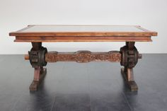 TAVOLO INDIANO - Marco Polo - Antiques online -