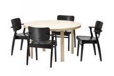 Find an overview of all Artek products Dining Chairs, Dining Table, Dining Rooms, Table Linens, Entertainment Center, Home Furnishings, Kitchen Dining, Interior Design, Furniture