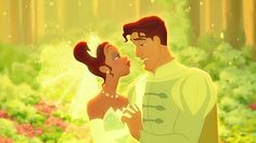 I got Tiana and Naveen! We Know Your Favorite Disney Couple Based On Questions About Disney Movies