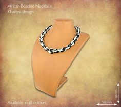 African Beaded Jewelry handmade in South Africa. Wholesale suppliers of African Beadwork. Handmade Necklaces, Beaded Jewelry, Handmade Jewelry, African Crafts, Zulu, South Africa, Pouch, Range, Bead Jewelry