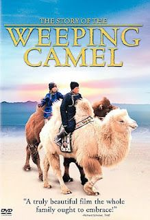 The Story of the Weeping Camel - film about Mongolia. Very beautiful, but odd.