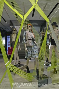 WindowsWear PRO | The Google Earth of Store Windows | The World's Largest Window Display Database | Inspiration, Trends, & Analysis from the World's Fashion Window Displays