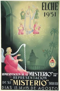 Cartel #MisteriDElx 1951