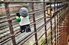 6 | Everything About These Pictures Of A Tiny, Adventurous Lego Photographer is Awesome | Co.Create | creativity + culture + commerce
