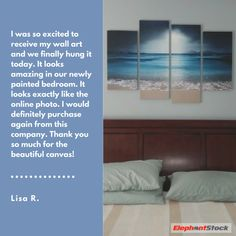 o happy with your review! Did you also like our Beach At Twilight Multi Panel Canvas Wall Art? Well, you can grab yours right here👉 https://www.elephantstock.com/collections/best-sellers/products/beach-at-twilight-multi-panel-canvas-wall-art#product-tab2 #elephantstock #canvas #interiordesign #interiorstyle #home #decor #art #interiorlover #picoftheday #photooftheday #instadaily #instamood #instagood #instadaily #sea #review #homedecor