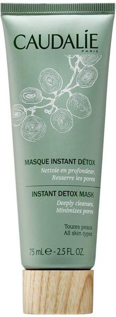 Shop Caudalie's Instant Detox Mask at Sephora. A detoxifying face mask that draws out accumulated toxins from clogged pores to revitalize the complexion. Baking Soda For Hair, Baking Soda Shampoo, Baking Soda Uses, Home Design, Natural Cough Remedies, Cold Remedies, Cosmetic Items, Brittle Hair, Hair Starting