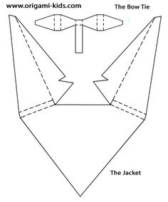 Paper Tuxedo Fedrigoni Jacket&Bow
