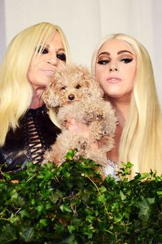 Donatella Versace's verdict on the Lady Gaga song in her honour