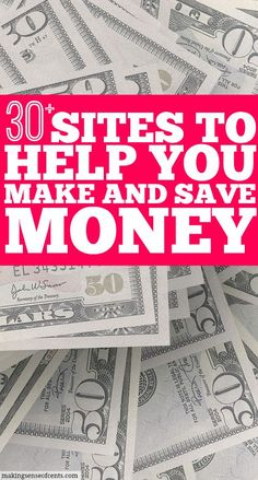 The Sites & Apps That Can Help You Save & Make Money + $50 Giveaway