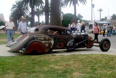 Rat Rod of the Day! - Page 36 - Undead Sleds - Hot Rods, Rat Rods, Beaters & Bikes. Rat Rod Trucks, Rat Rods, Rat Rod Cars, Dually Trucks, Dodge Trucks, Truck Drivers, Diesel Trucks, Ford Capri, Carros Audi