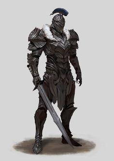 Armor design practice, Jiamin Lin on ArtStation at https://www.artstation.com/artwork/LgKeP